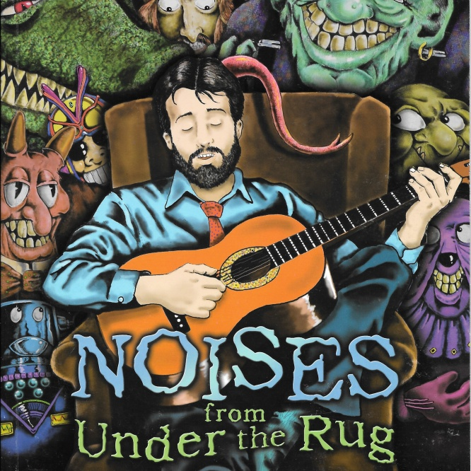 Noises from Under the Rug Songbook – 30th Anniversary Edition
